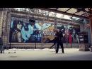 Mark Carpenter & Kelly Howard - Improv Dancing in Seoul