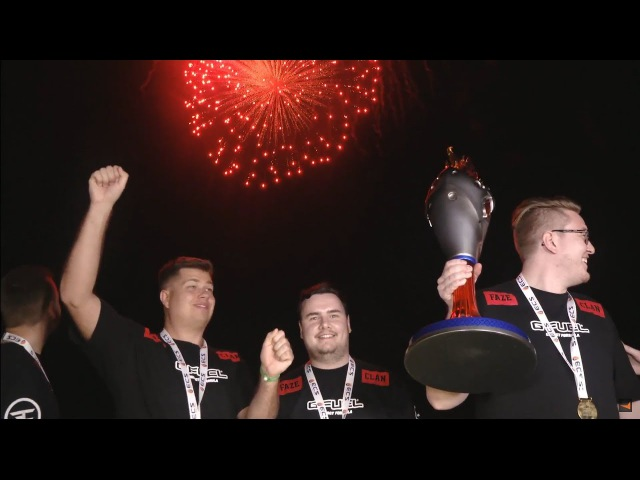 FaZe Clan champion 2:1 vs mousesports 🏆 ECS Season 4 Finals champions Grand Final Winning CyberWins