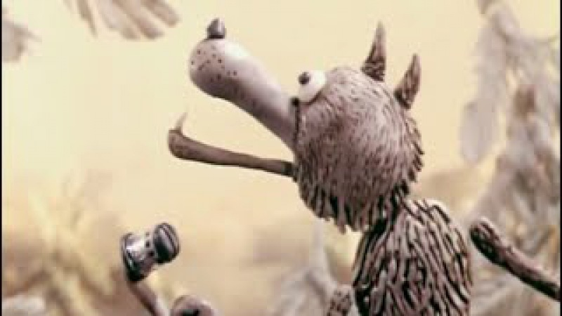Волк и семеро козлят на новый лад (1975). Кукольный советский мультик   Золотая коллекция