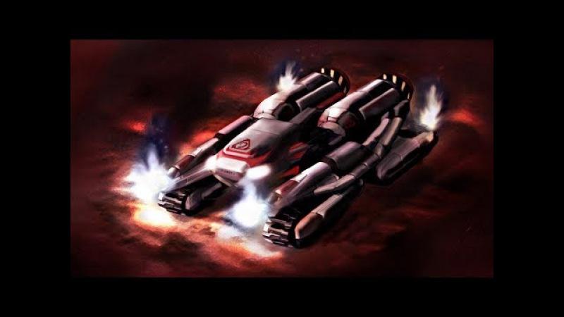 Command Conquer 3 Kanes Wrath Technique(Gdi) Vs Unleashed(Black_Hand) - 2018 - 1