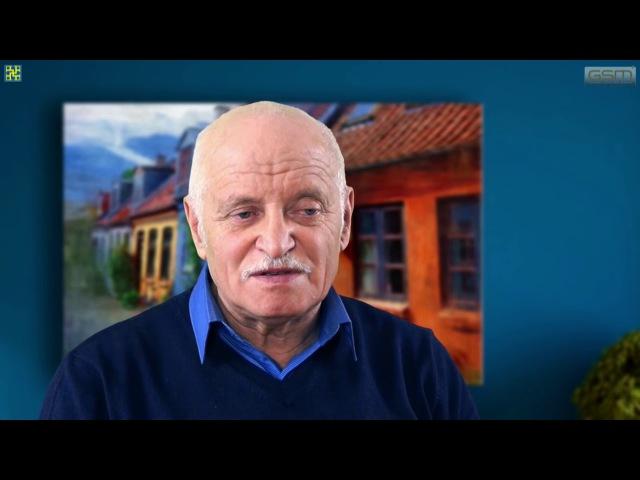 Der russische Heiler und Lehrer Boris Bojtschenko stellt sich vor Знакомство