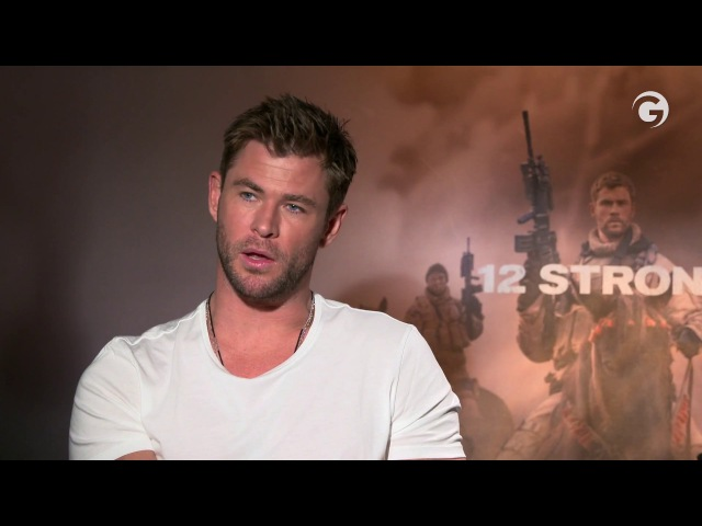 Chris Hemsworth Reveals Who's The Hottest Marvel Chris
