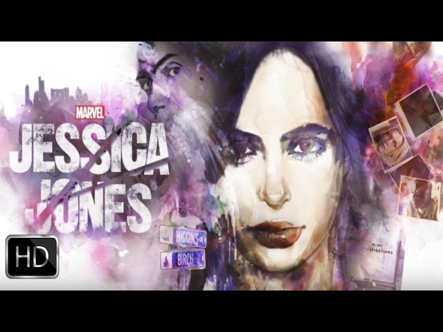 Джессика Джонс (2 сезон) - Русский тизер,трейлер (HD,2018)