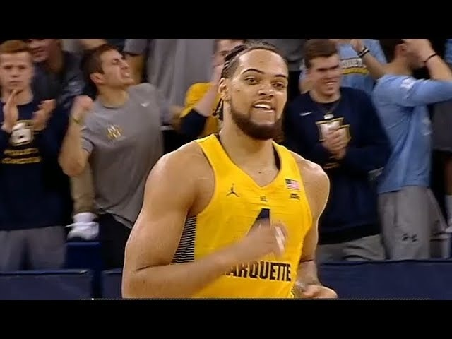 Harvard vs Marquette Basketball 2018 NIT Tournament - 1st Round