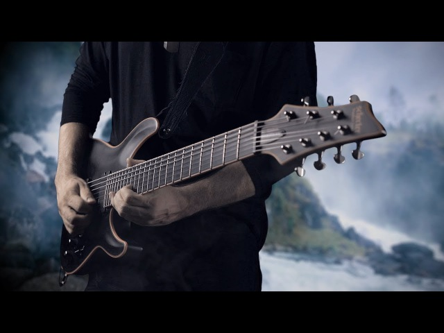 Nik Nocturnal | Labyrinth (FEAT. Dmitry Demyanenko) | Djent/Progressive Instrumental Metal