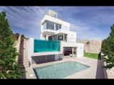 Luxury villa with sea views in Finestrat, Benidorm