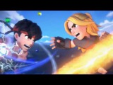 Puzzle Fighter Global Launch Trailer