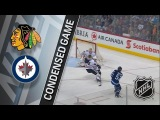Chicago Blackhawks vs Winnipeg Jets March 15, 2018 HIGHLIGHTS HD