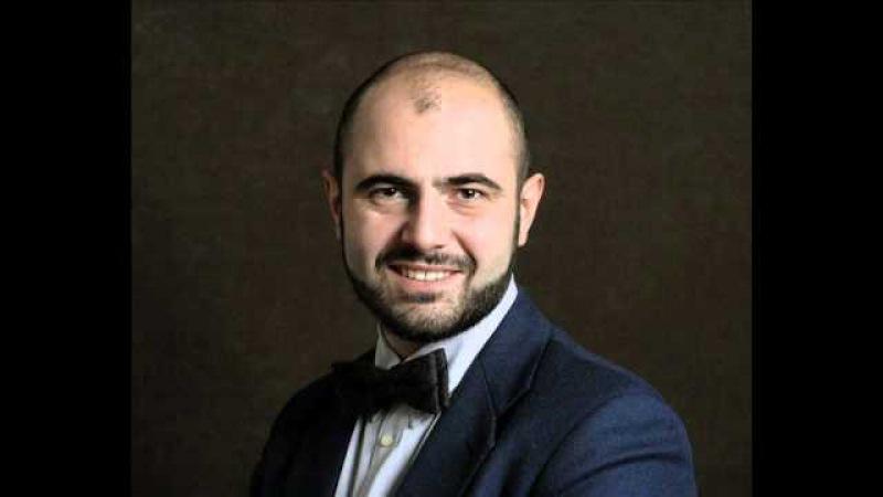 La Forza del Destino,Otar Jorjikia,Don Alvaro,La vita e inferno, Verdi , Live