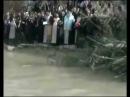 Крещенское Чудо в реке Иордан. Происходит ежегодно...