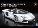 Lamborghini Aventador LP700 4 Roadster Aoshima 1 24