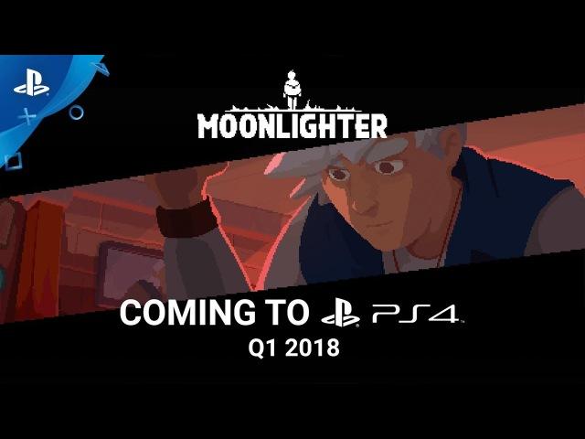 Moonlighter - PSX 2017: Gameplay Trailer | PS4