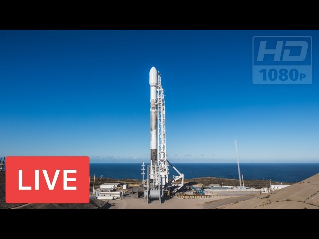 WATCH LIVE SpaceX to Launch Falcon 9 Rocket PAZmission @917am EST