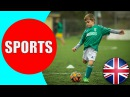 Sports for Kids Learn Different Types of Sports Vocabulary for Children in English