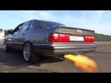 Best SOUNDs of Audi 20V Turbo Audi RS2 80 90 200 Coupe SOUND