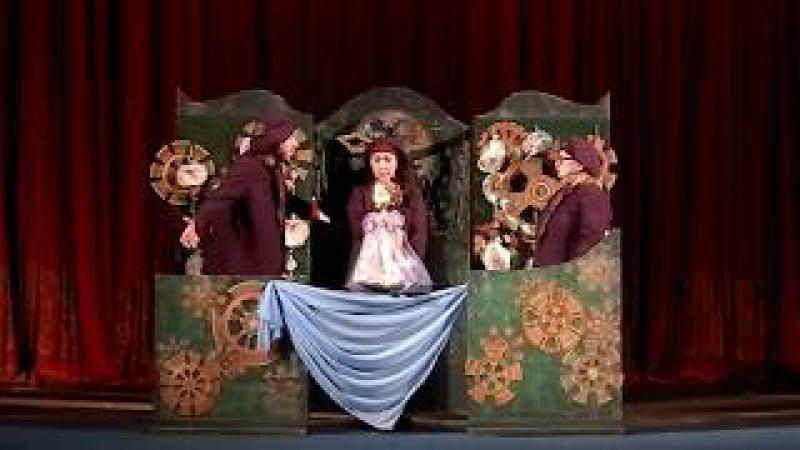 ☆彡ДЮЙМОВОЧКА Кукольный театр Шикарная сказка Видео для детей Video for the child