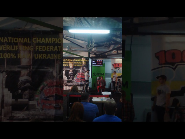 Международный турнирII BEAST CHAMPIONSHIP RAW100%спорт клуб I-gym 22 октября 2017 г.Киев»