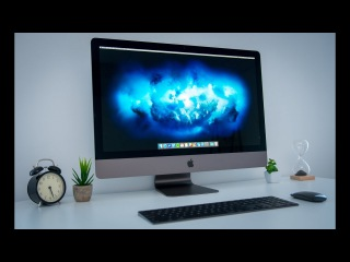 How Fast is the $5,000 iMac Pro?