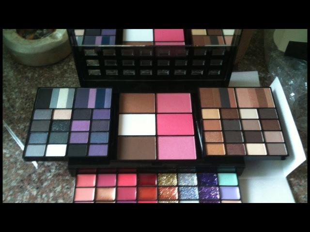 Профессиональный набор косметики Beauty Box -лучший выбор модниц!