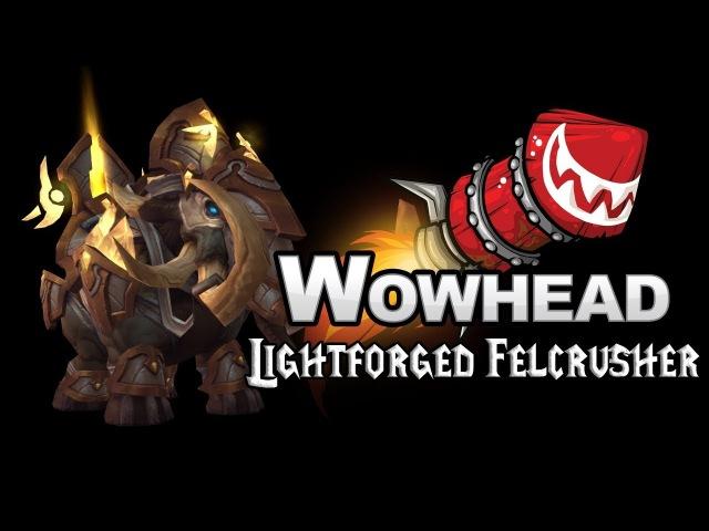 Lightforged Felcrusher