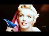 Exclusive Marilyn Monroe in technicolor