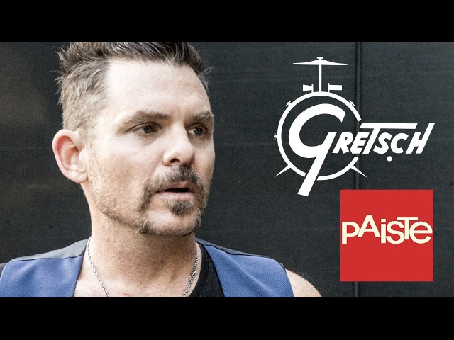 Michael Miley (Gretsch/Paiste), Rival Sons - Interview