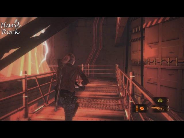 Resident Evil Revalations 2 - Клэр и Мойра уносят ноги !