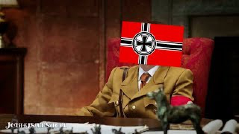 HOI 4 - When you're bad at Germany