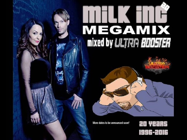 Milk-Inc The Megamix (Mixed By Ultra Booster)