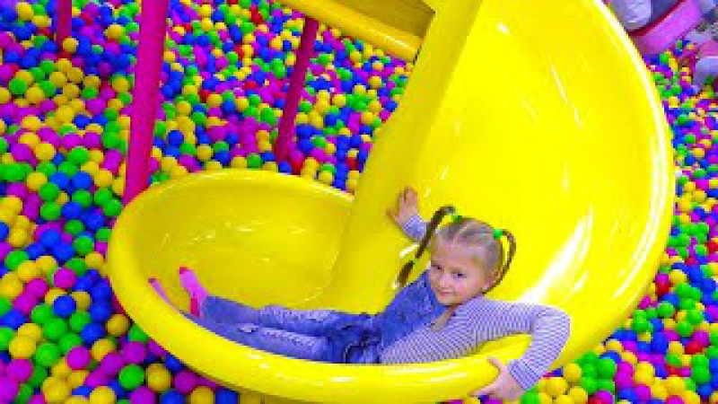 Fun Outdoor Playground for kids Entertainment for Children Play Center