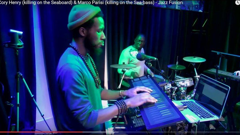 Cory Henry (killing on the Seaboard) Marco Parisi (killing on the Sea-bass) - Jazz Fusion