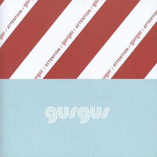 GusGus альбом Attention