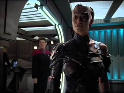 Star Trek: Voyager S04E02 - So this is human freedom
