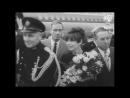 1966 Audrey Hepburn arrives in Amsterdam, September 16.