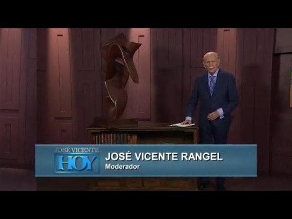 (Vídeo) José Vicente HOY Entrevista a Tibisay Lucena y los confidenciales