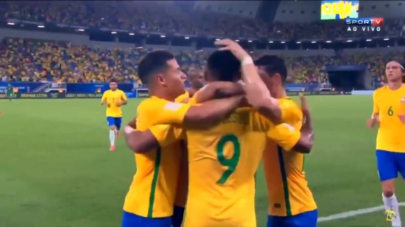 Brazil 4x0 Bolivia