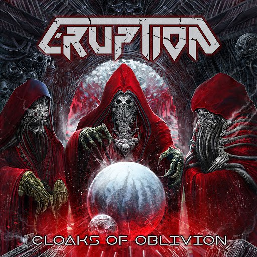 Eruption альбом Cloaks of Oblivion