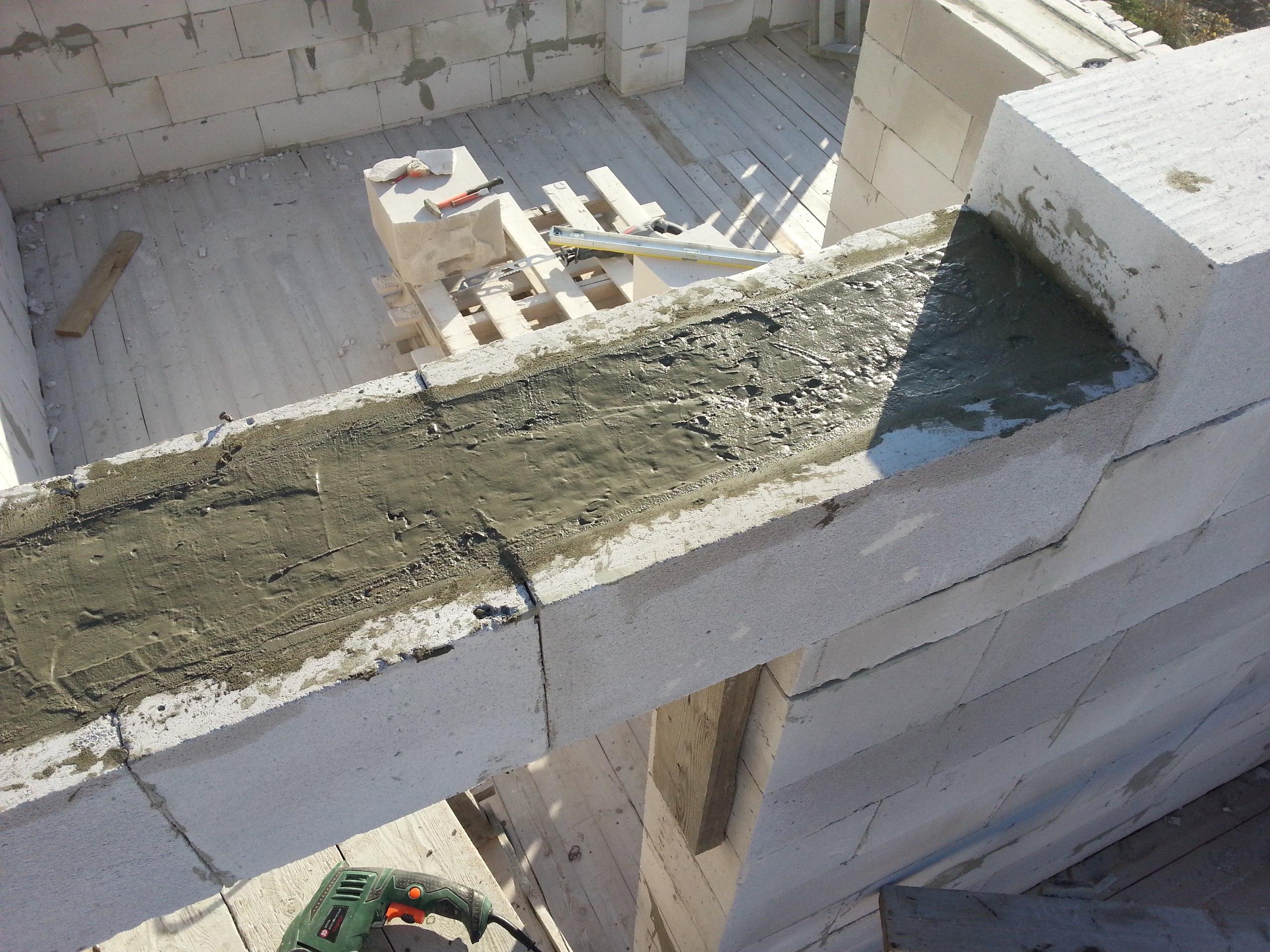 как делают блоки из газобетона