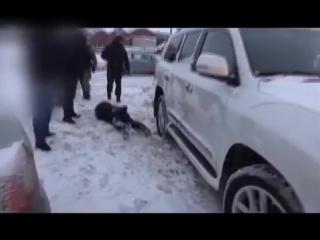 Бармалея взяли сотрудники СОБРа в Чапаевске ...