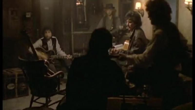 Traveling Wilburys (George Harrison, Bob Dylan, Tom Petty, Jeff Lynne.) - End Of