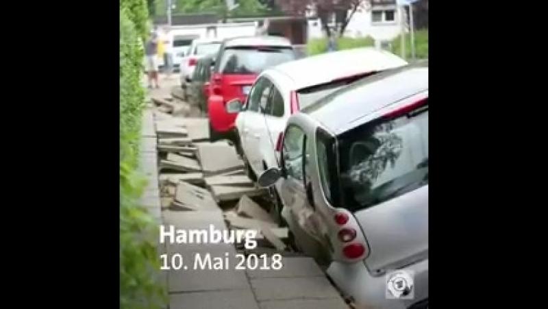 Heftige Gewitter und starke Regenfälle haben in einigen Teilen Deutschlands für Chaos gesorgt. Insbesondere in Norddeutschland g
