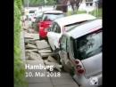 Heftige Gewitter und starke Regenfälle haben in einigen Teilen Deutschlands für Chaos gesorgt Insbesondere in Norddeutschland g