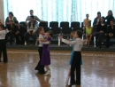 Моё завершающее выступление по Спортивным Бальным танцам.