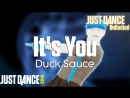 Just Dance Unlimited Its You - Duck Sauce Just Dance 2014 60FPS
