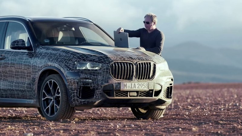 All-New 2019 BMW X5 | Testing