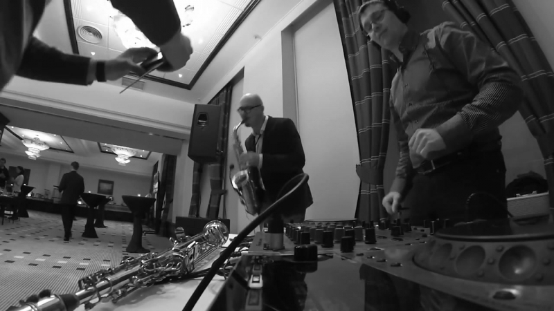 Syntheticsax Dj Sandr - Live from Marriot Hotel (Deep NuDisco Lounge) 2013