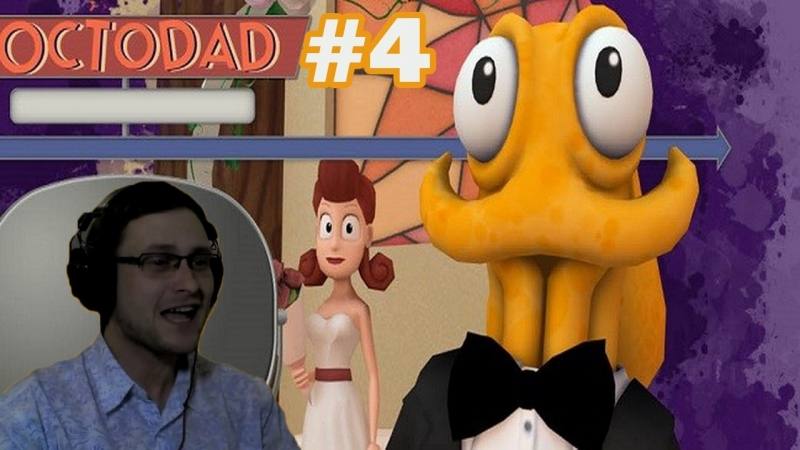 Kuplinov Play – Octodad: Dadliest Catch – Бонд.. Окто Бонд! 4