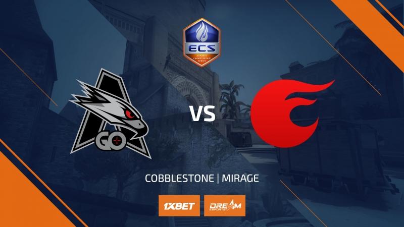 AGO vs eXtatus de cbble ECS Season 5 Europe Closed Qualifier