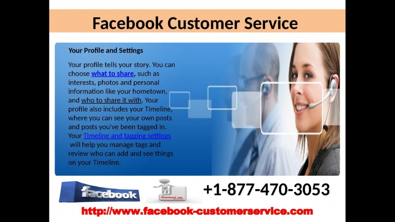 Follow the path of excellent services with Facebook Customer Service 1-877-470-3053
