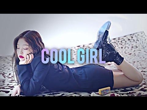 Jennie Cool girl